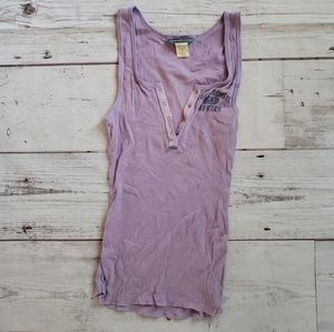 Abercrombie & Fitch Lavender Tank